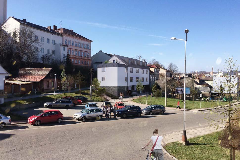 Vizu bytovka La 2